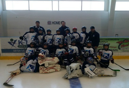 Myticas Sharks Hockey